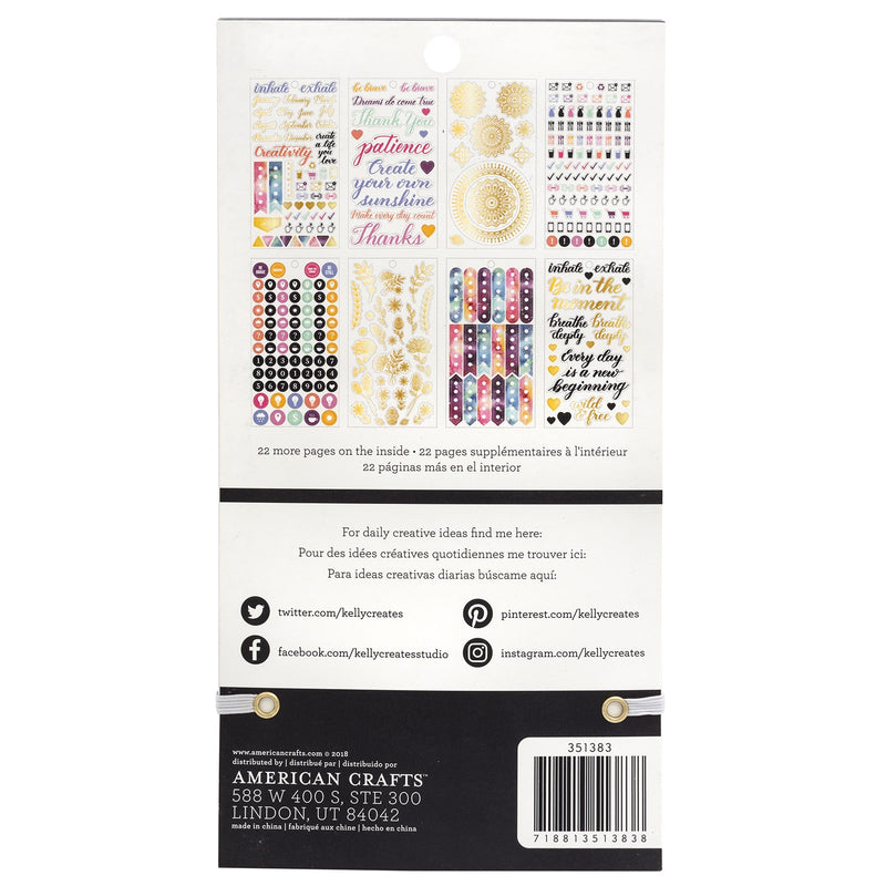 Sticker Book - 30 sheets - Paper Kooka