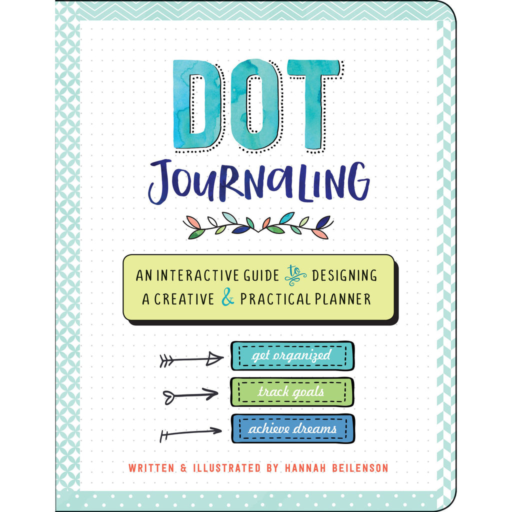 Dot Journaling - an interactive guide to designing a creative & practical planner - Paper Kooka