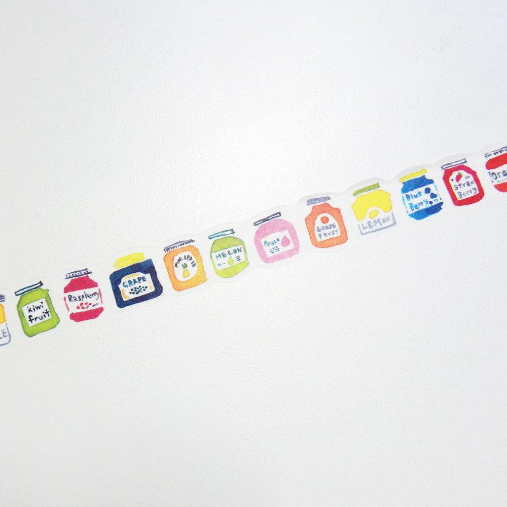 Jam Jars washi tape - Have a Point