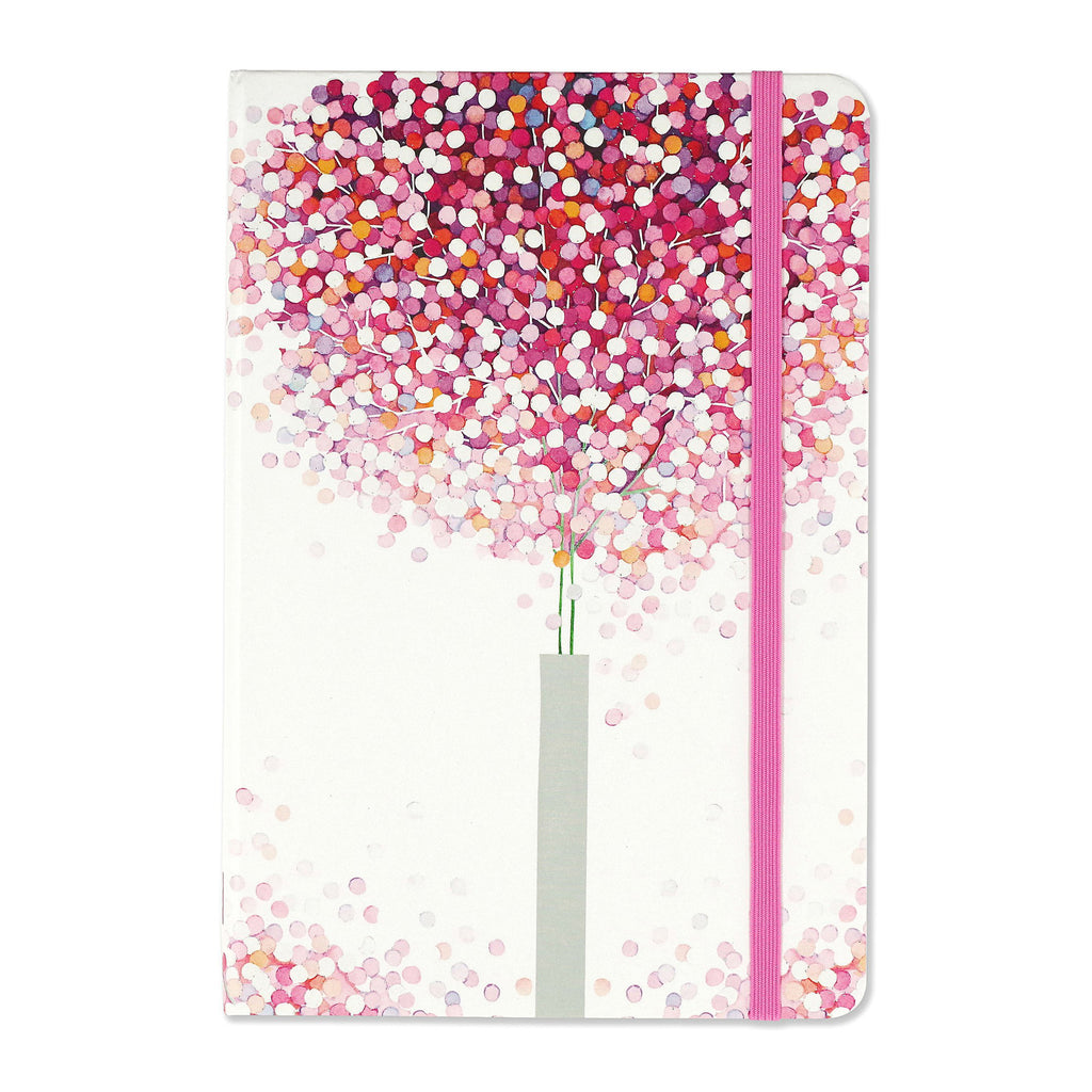 A5 Dotted Notebook - Lollipop Tree - Have a Point