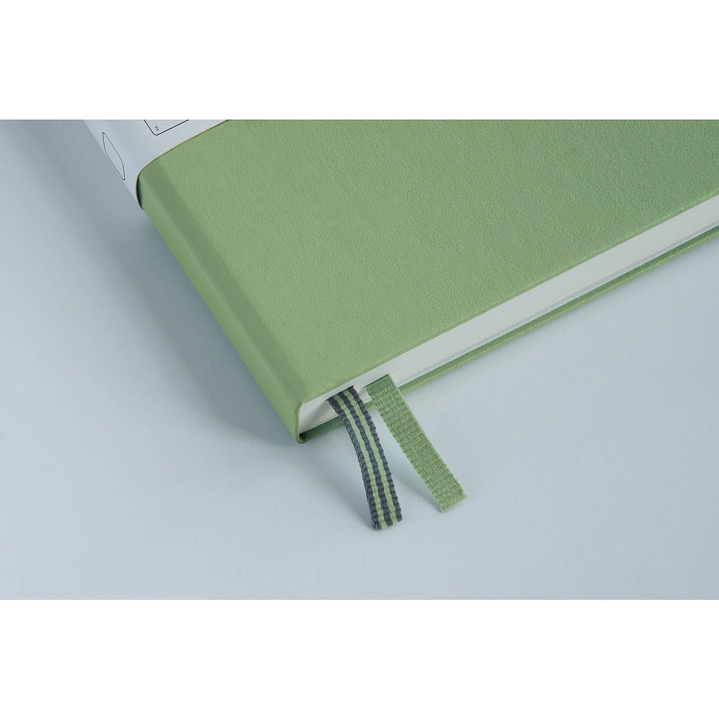 Muted Colours – Bellini - A5 dotted Hardcover Notebook - Paper Kooka