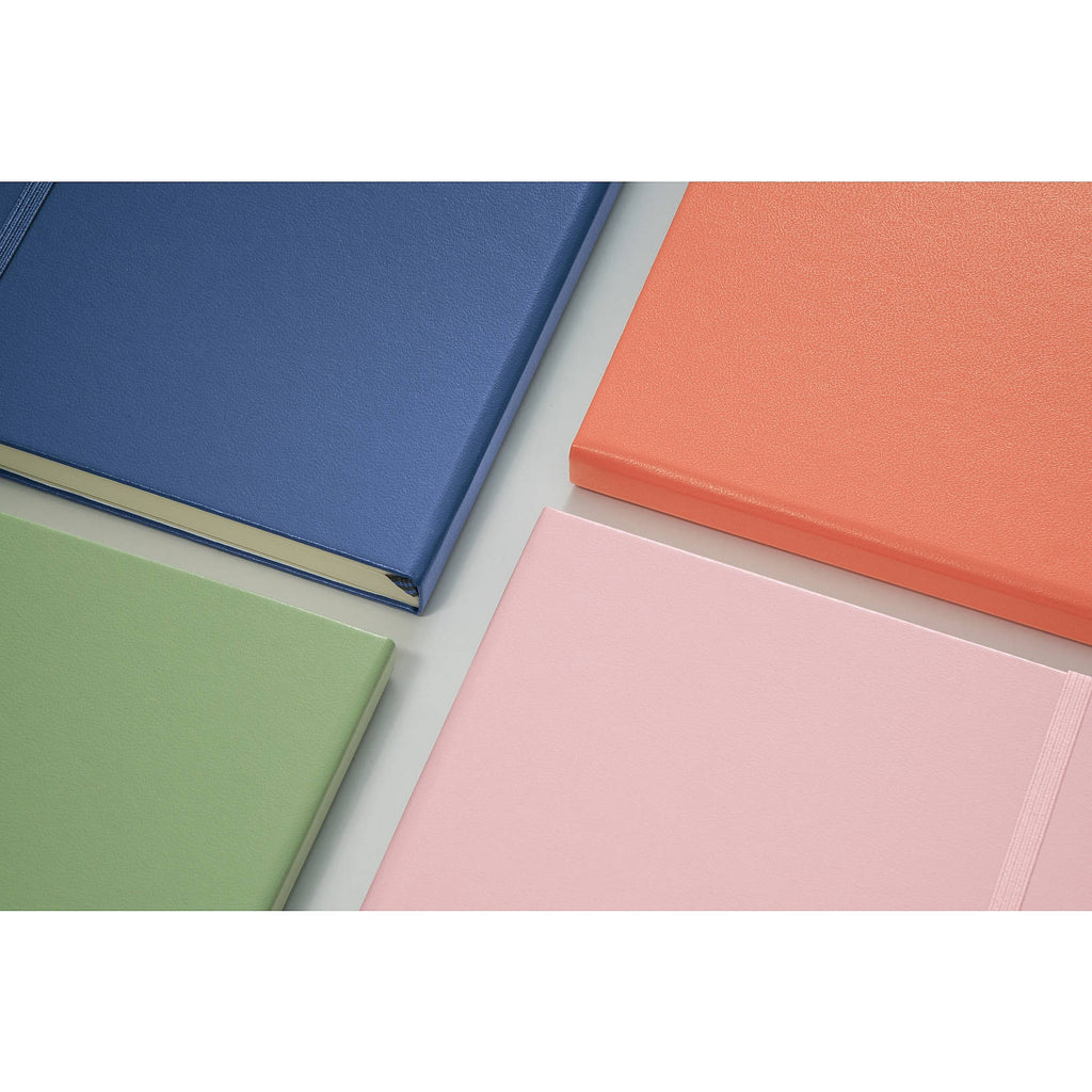 Muted Colours – Sage - A5 dotted Softcover Notebook - Paper Kooka