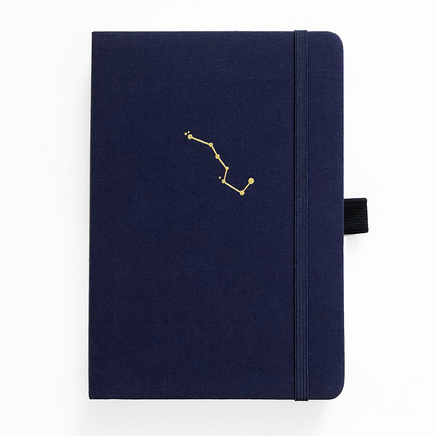 Archer & Olive Night Sky - A5 dotted, 160gsm journal - Paper Kooka
