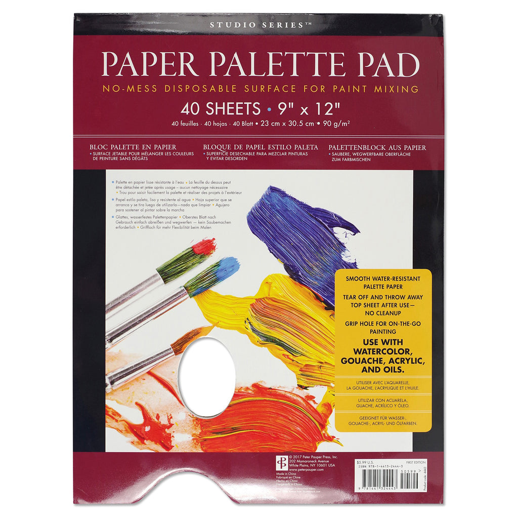 Paper Palette Pad - Have a Point