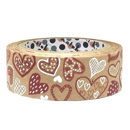 Hearts washi tape - Have a Point