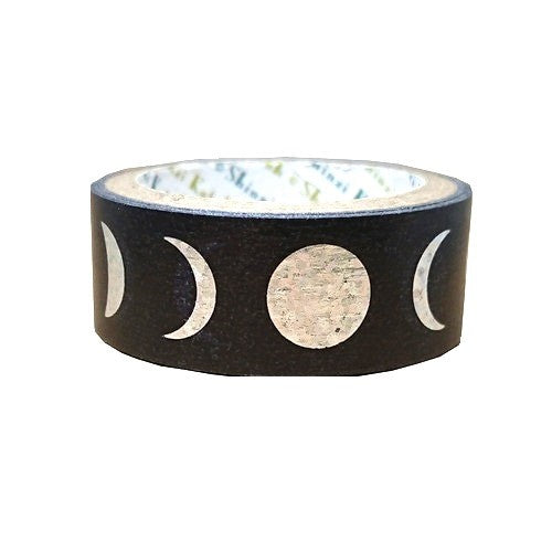 Moon washi tape - Paper Kooka