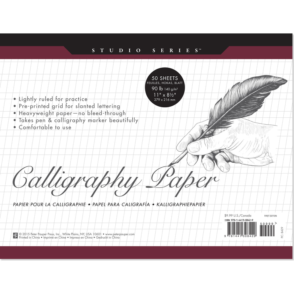 Calligraphy Paper Pad - Have a Point