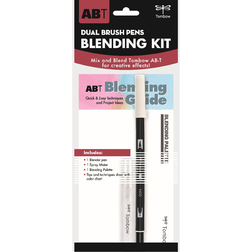 Tombow Dual Brush Pens - Blending Kit - Have a Point