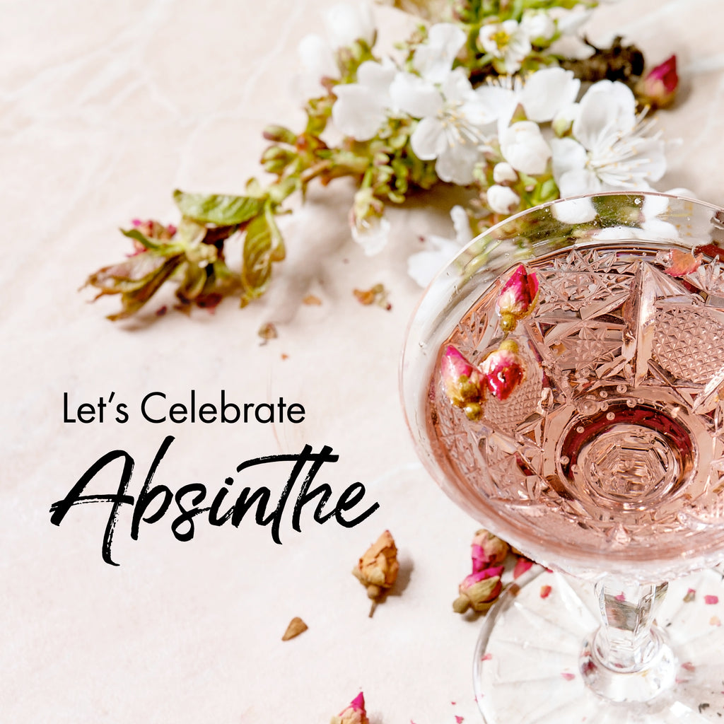 TGIF! Special – It's Absinthe Day!