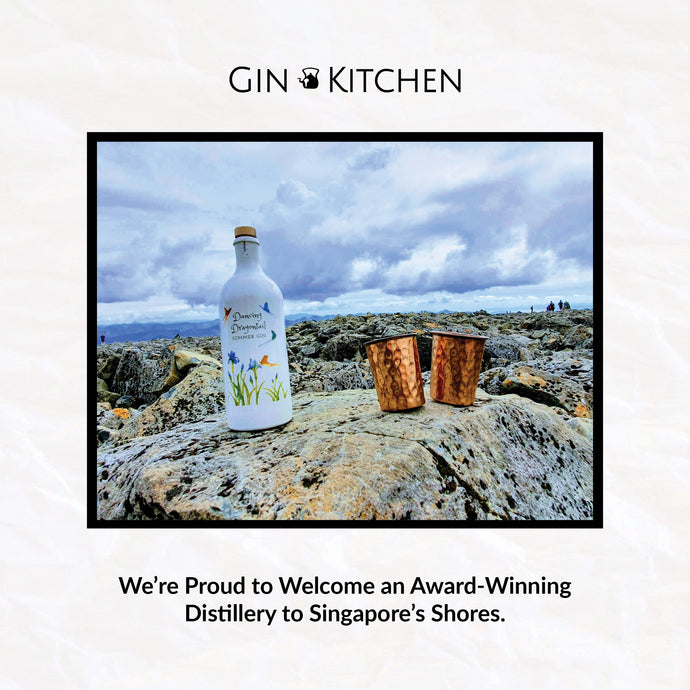 Welcoming the Newest Addition to Our Fine Spirits Collection - Gin Kitchen!