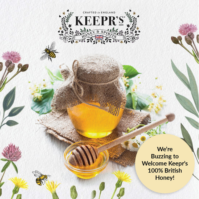 Welcoming Keepr's British Honey!