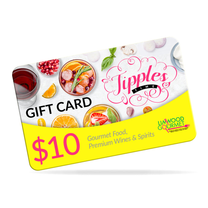 Limwood Gourmet Gift Card
