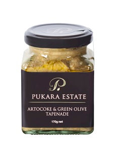 Pukara Estate Artichoke & Green Olive Tapenade
