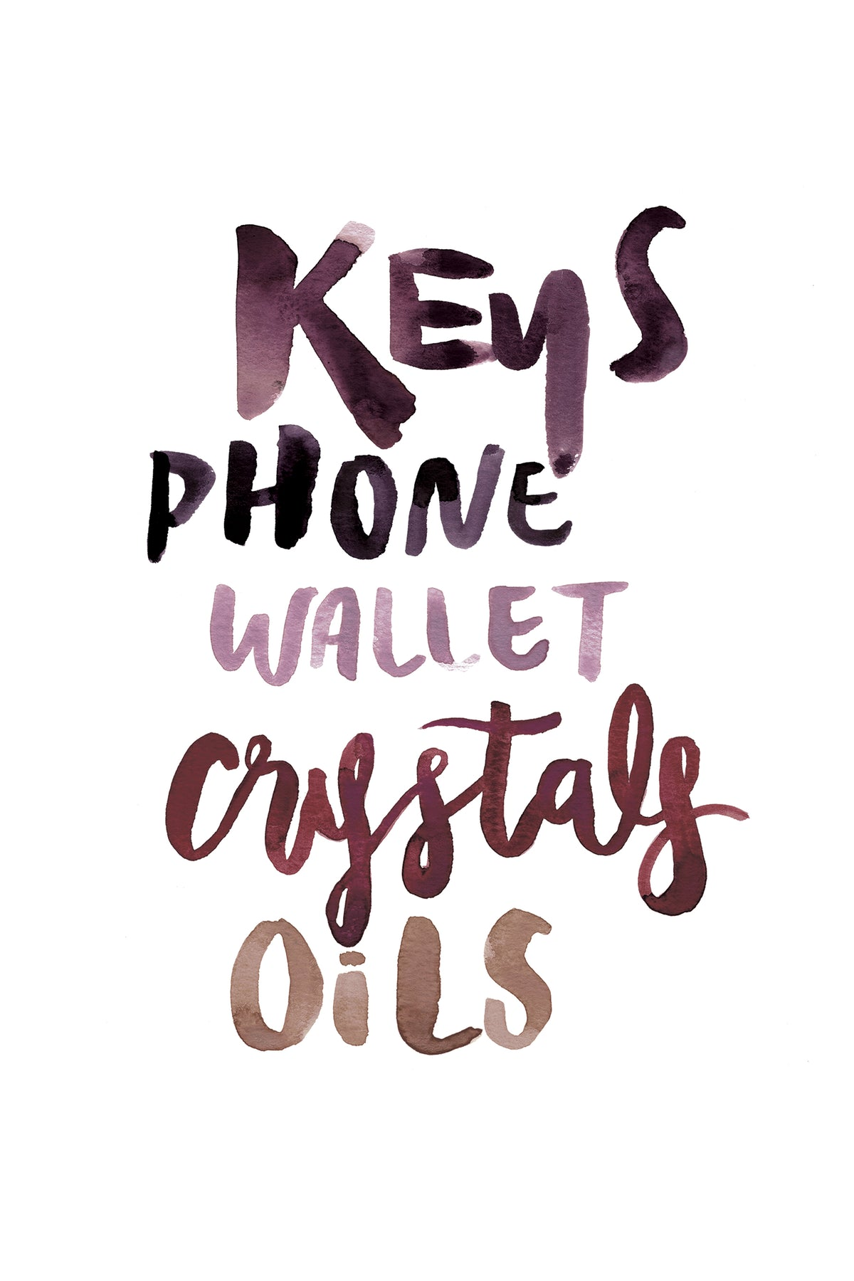 Keys Phone Wallet