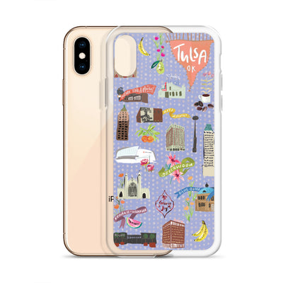 DOWNTOWN - iPhone Case