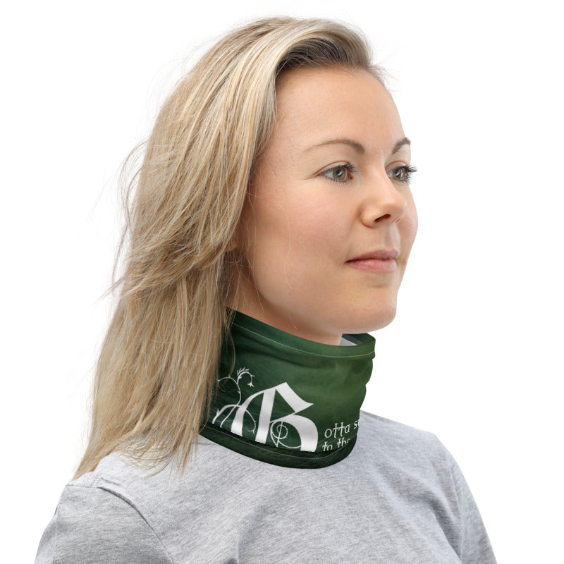 Gotta surrender neck gaiter