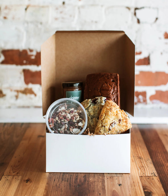 Breakfast Sampler Gift Box