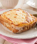 Placa M005 - Croque monsieur // Aplastadito