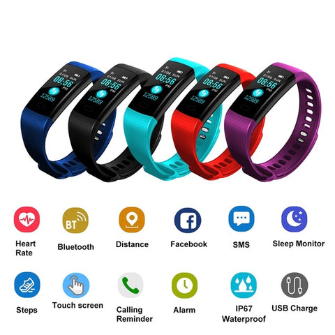 FitMi™ Y5 Smart Fitness Band 5 0 (20 reviews) 5 20 4 0 3 0 2 0 1 0 Read 20  Reviews