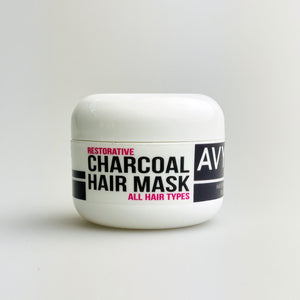 Charcoal Mask (Travel Size) | AVYO HAIR MASK AVYO