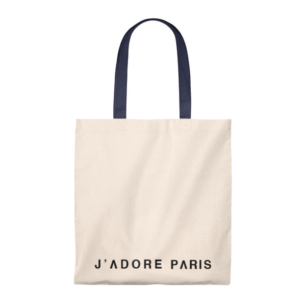 Tote Bag Jadoreparis - Vintage Navy