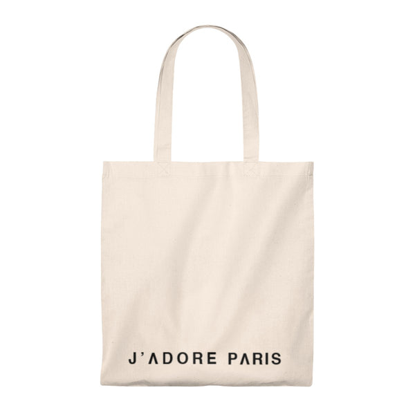 Tote Bag Jadoreparis - Vintage White