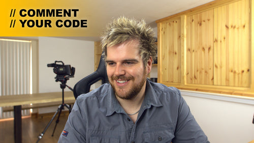 A Developers Advice 05 - Comment Your Code