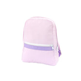 Seersucker Backpack -  Princess   Small