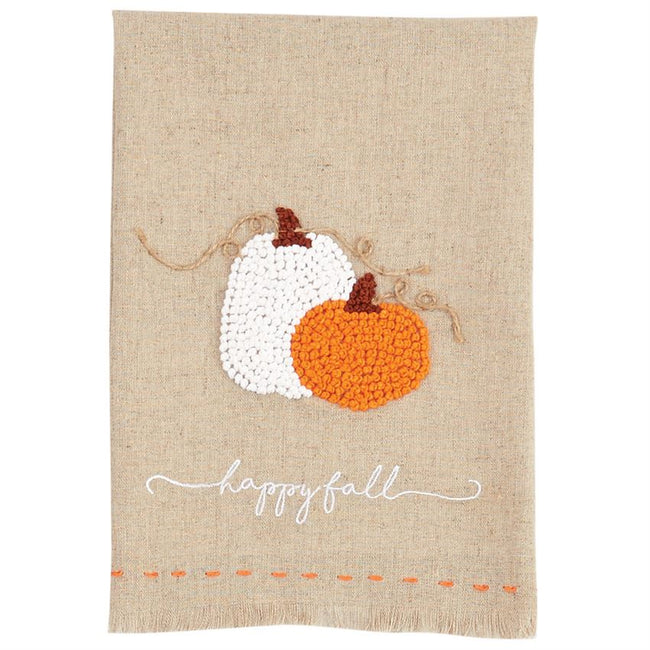 Happy Fall Towel