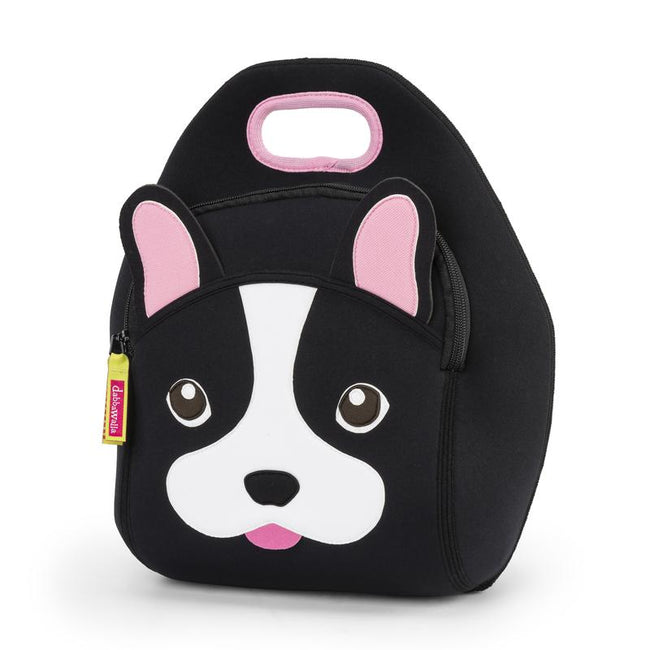 French Bull Dog Lunch Bag