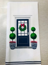 Front Door Tea / Kitchen Towel