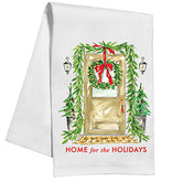Home for the Holidays Kitchen / Tea Towel