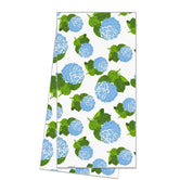 Hydrangea Tea / Kitchen Towel Pre-Order