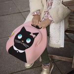 Miss Kitty Lunch Bag