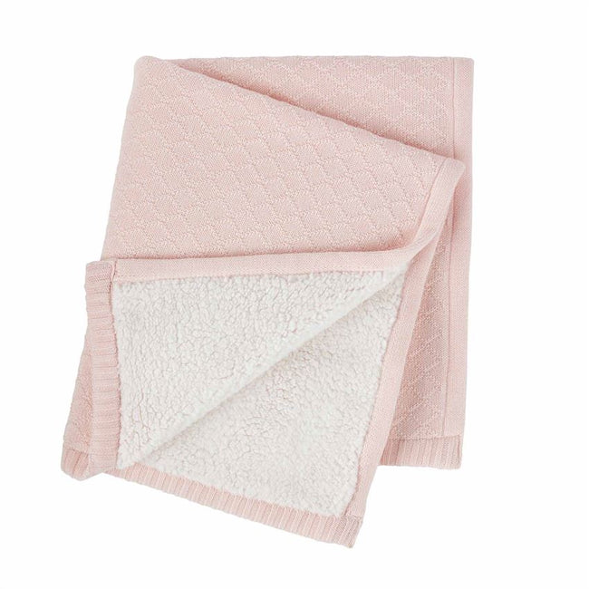 Sweater Blanket - Pink