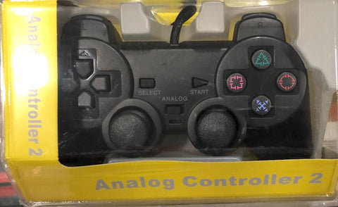 COMANDO DUAL SHOCK PS2