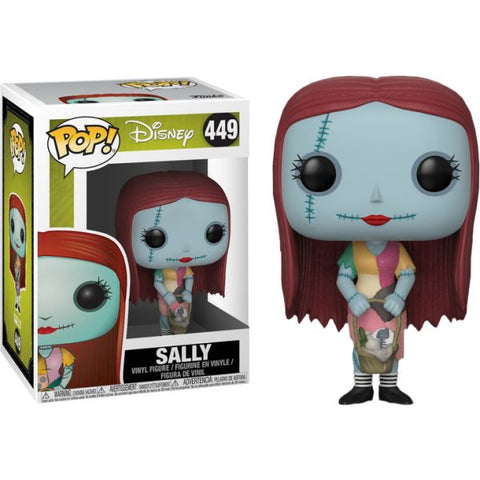 POP! DISNEY - NIGHTMARE BEFORE CHRISTMAS - NIGHTSHADE SALLY