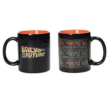 BACK TO THE FUTURE - CANECA