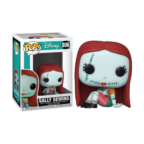 POP! DISNEY - SALLY SEWING