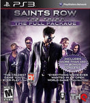 PS3 - SAINTS ROW THE THIRD