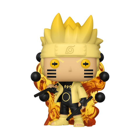POP ANIMATION: NARUTO - NARUTO SIX PATH SAGE