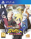PS4 - NARUTO SHIPPUDEN: ULTIMATE NINJA STORM 4 ROAD TO BORUTO