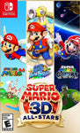 SWITCH - SUPER MARIO 3D ALL-STARS