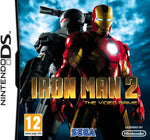 NINTENDO DS - IRON MAN 2 (SEMINOVO)