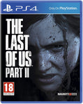 PS4 - THE LAST OF US PART 2