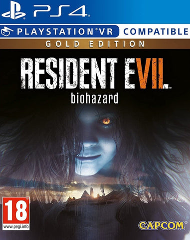 PS4 - RESIDENT EVIL 7 BIOHAZARD - GOLD EDITION