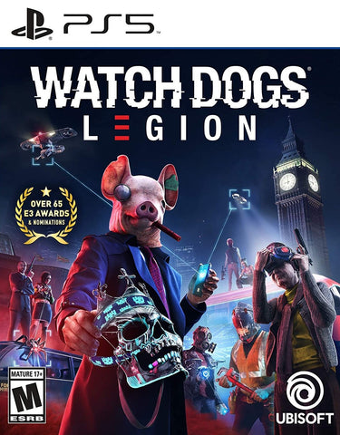 PS5 - WATCH DOGS LEGION