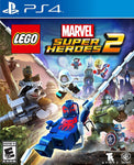 PS4 - LEGO: MARVEL SUPER HEROES 2