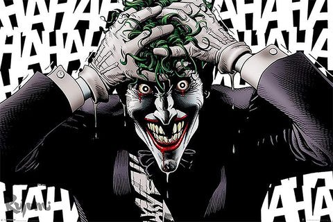 POSTER - JOKER KILLING JOKE (61 x 91.5cm)