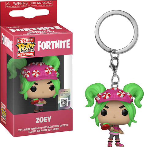 POCKET POP! KEYCHAIN FORTNITE ZOEY
